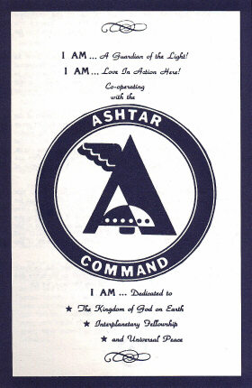 Ashtar Command Banner