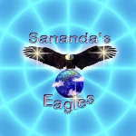 Sananda's Eagles Logo